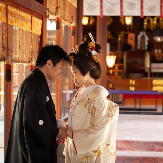 【和×洋】伝統の神前式&パーティ*懐石フレンチ試食付き相談会