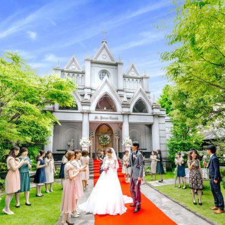 南蔵王・聖ペトロ教会