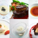 【神楽坂 ラリアンス】ラリアンスのお料理は、厳選された日本の旬の食材をフレンチの技法で丁寧に紡ぎだす「フランコジャポネ」。幅の広い年代のゲストに人気です。