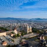 広島の街を一望できるロケーションが魅力!