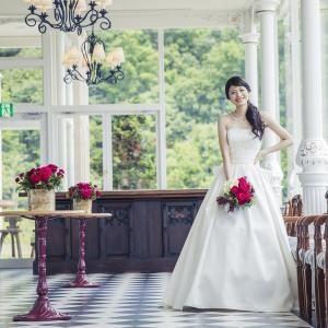 【花嫁の憧れがいっぱい!】最旬ドレス試着でプリンセス体験♪
