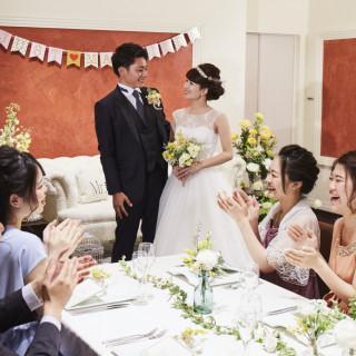 【30名以下に最適】<家族婚や少人数◎>アットホームW相談会
