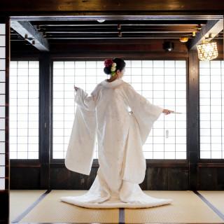 和装の花嫁衣裳体験【見学・相談・温泉入浴付!】
