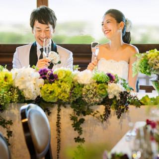 【少人数の結婚式に】挙式×会食スタイル相談フェア※無料試食付