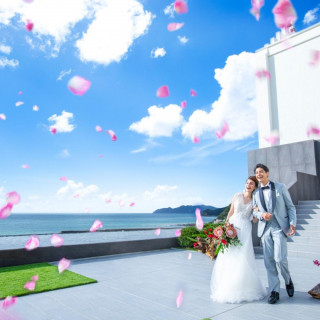 ★挙式無料★予算内での結婚式がお得に叶う♪絶景体感フェア