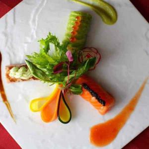 【当日予約もOK】至福のおもてなし/飛騨牛×オマール試食を堪能