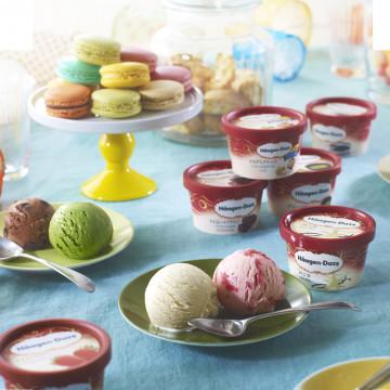 総額85万円OFF!!嬉しいウェルカムハーゲンダッツのアイスをゲスト全員にプレゼント