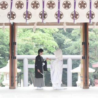 【初めての見学の方必見!】荘厳な神社で叶う神前式相談会