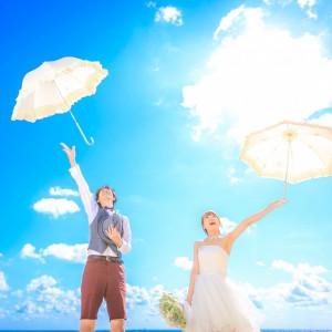 シー シェル ブルー/サザンビーチホテル&リゾート●小さな結婚式の写真(1302427)