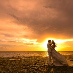 シー シェル ブルー/サザンビーチホテル&リゾート●小さな結婚式の写真(1302425)