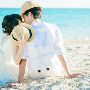 シー シェル ブルー/サザンビーチホテル&リゾート●小さな結婚式の写真(1302430)
