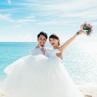 リゾート婚♪100組限定!通常挙式料金107,800円→特別価格73,700円