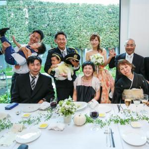 【家族中心で挙式を挙げたい方へ】ファミリー婚提案フェア