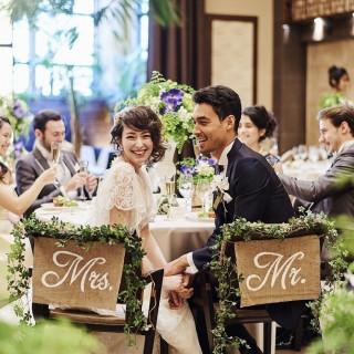【5/31まで!口コミ総合1位記念特典】今なら!いつの時期の結婚式でも使える特典をご用意