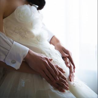 \ウエディングドレス1着プレゼント/マタニティ花嫁さまご優待フェア
