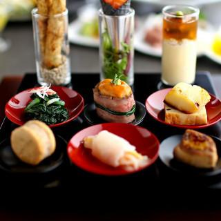 口コミ評価4.9☆ゲストも大満足の婚礼料理フルコース試食