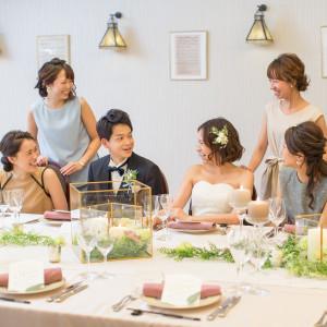 【挙式+10名会食】まずは家族婚!一流レストランの贅沢試食付