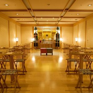 神殿内もすべてバリアフリーでご家族にもご安心いただけます ANAクラウンプラザホテル金沢の写真(365587)