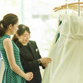 【カップル満足度NO1】ドレス試着体験フェア