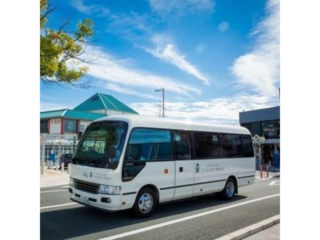 浜松駅から車で15分!アクセス◎無料送迎バス