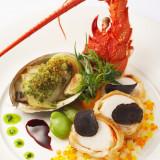 フレンチ&フレンチジャポネの2つのタイプから選べるオリジナル料理。 (写真はイメージ)