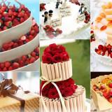 世界でたったひとつのオリジナルケーキを専属のパティシエが心を込めてお作りいたします。 (写真はイメージ)