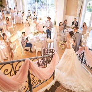 【新作ドレスを体験!】憧れ広がるプレ花嫁人気NO.1フェア♪