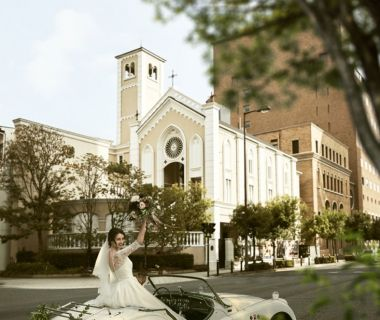 都心にそびえる大聖堂。大切なゲストを貸切邸宅へご案内☆