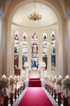 ステンドグラスの大聖堂|Chapel &Dining by CASA DOLCEの写真(896304)