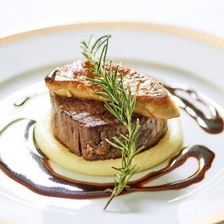 【料理重視の方へ】厳選牛フィレ肉&フォアグラ試食フェア☆