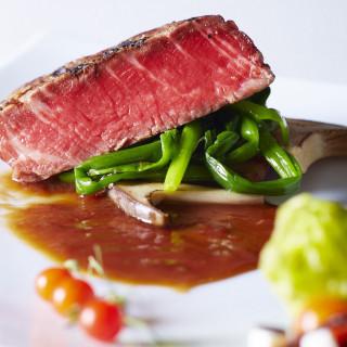 厳選食材をふんだんに使ったシェフこだわりの豪華★ウェディングメニューを試食。
