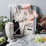 花嫁を美しく輝かせるウェディングアクセサリー