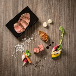 【1日3組限定】黒毛和牛×フォアグラ豪華試食フェア