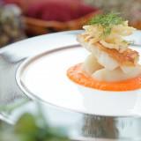 伝統と創造が融合した斬新なイタリア料理