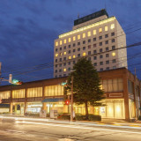 ▲大館最高眺望のホテル