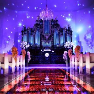 音と光に包まれる会場内 体験してみて☆|ROSA FELICEの写真(829023)
