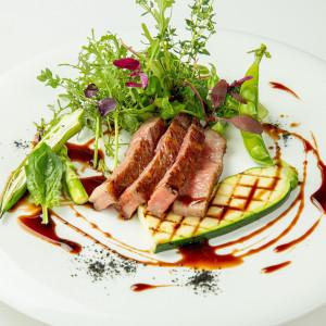 【5万円相当!】特選!常陸牛付き当館最高ランクの婚礼料理試食フェア
