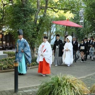 """""""森の中での結婚式""""古式ゆかし日本の伝統☆神前式相談フェア"""
