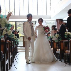 【挙式重視の花嫁必見!】3つの挙式会場での入場体験フェア