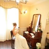 オースティンコティッジ2階のプライベートルーム「エマ」清楚で上品な令嬢の部屋のイメージ。