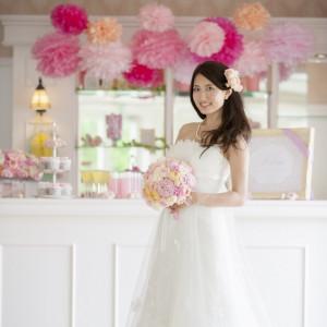 【よくばりお姫さまフェア】デザート試食&お姫さま体験フェア