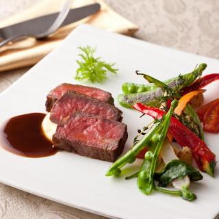 料理フェス1位受賞!\料理ランクUP付/奥羽牛×オマール海老の贅沢試食