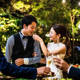 《2万円分☆無料》豪華ディナー試食&森と光のガーデンW体験