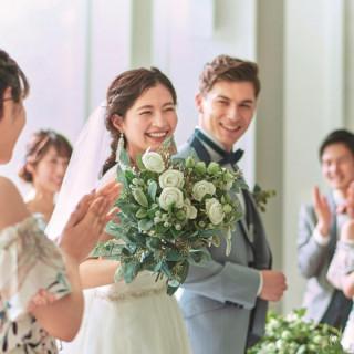 【家族婚ご検討の方へ】少人数ウエディング挙式×食事会相談会