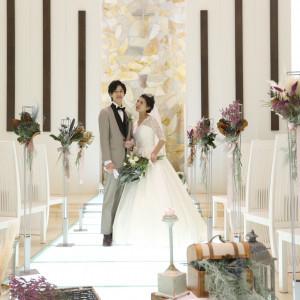【写真・挙式のみ希望の方♪】ふたりらしい結婚式のカタチ相談会