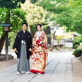【和婚絶対】国宝松本城&四柱神社は徒歩2分!◆特典付き相談会