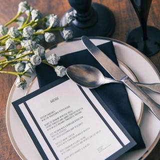 ◆大人ウェディング◆上質&シンプル空間体験 贅沢試食付フェア