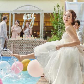 【憧れの花嫁体験】リニューアル会場&骨格診断付きドレス体験