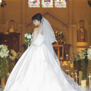 【週に一回の試着&贅沢試食付フェア!】先取り花嫁気分で会場ゆっくり見学