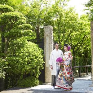 【和婚フェア】=和装プレゼント=近隣神社案内&贅沢試食付き